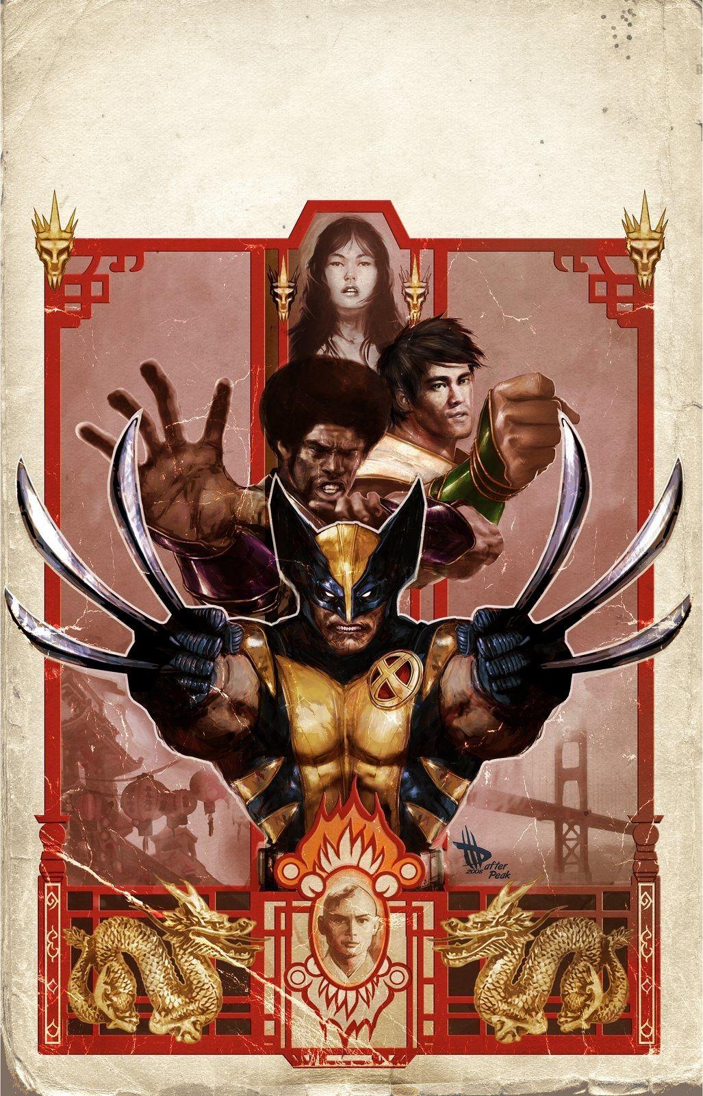 Bargain Bag – Wolverine: Manifest Destiny