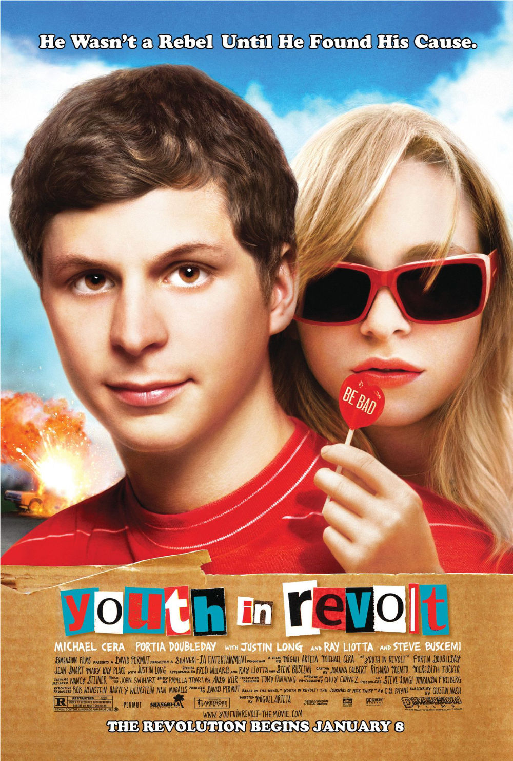 You are currently viewing Notes On A Film: Youth In Revolt