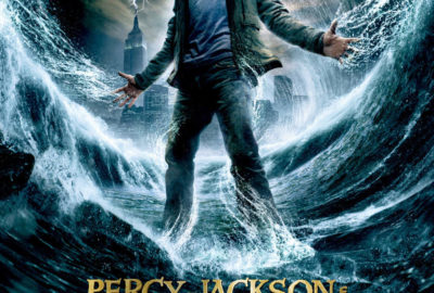 Percy Jackson and the Lightning Thief film poster