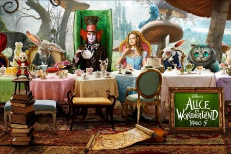 Notes On A Film: Alice In Wonderland (3D)