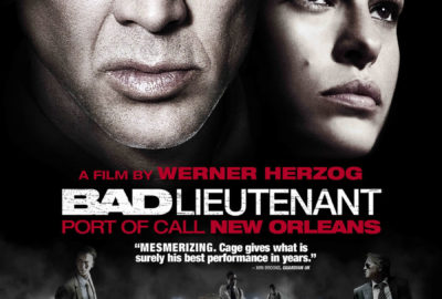 Bad Lieutenant film poster