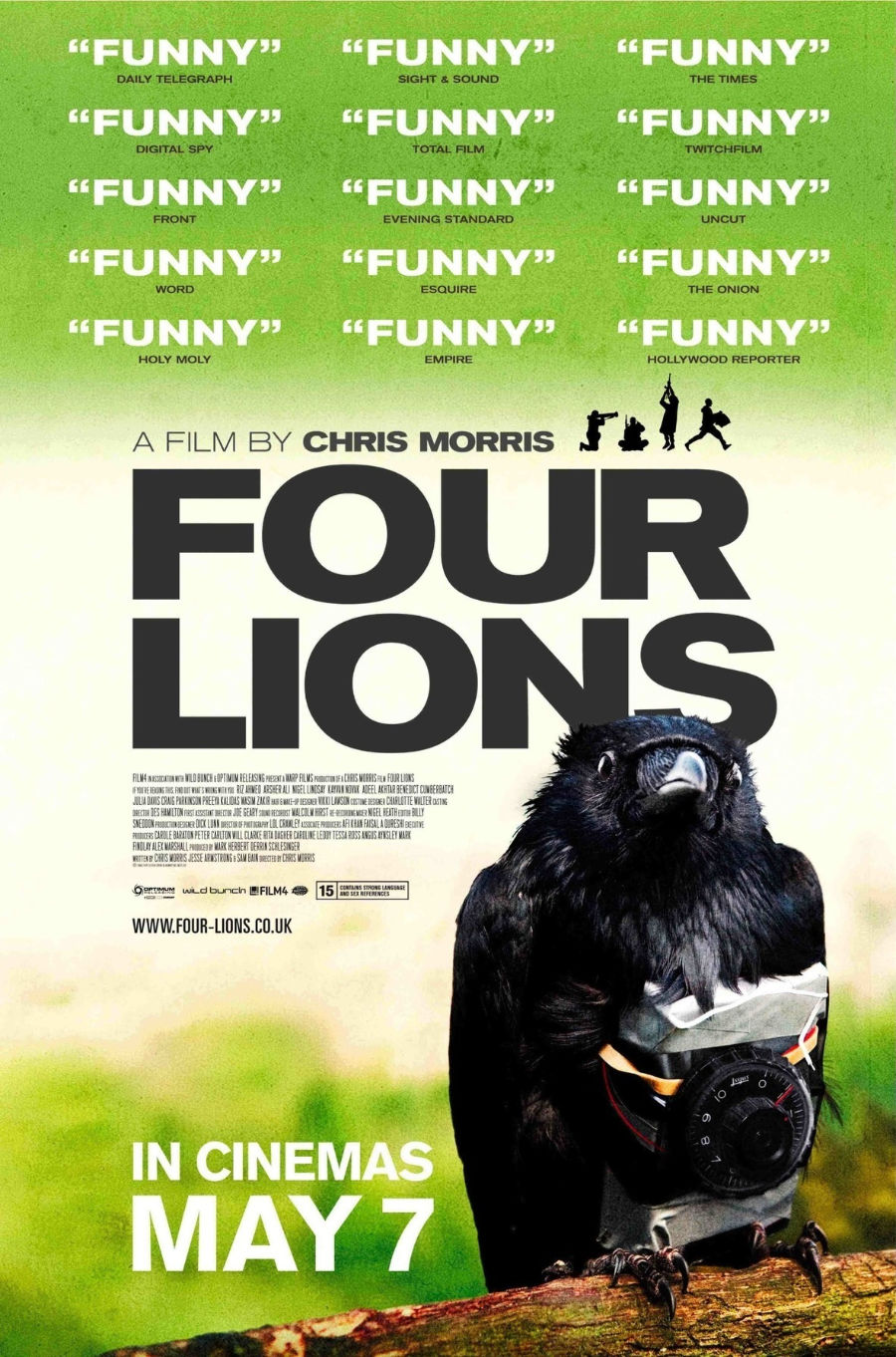 You are currently viewing Notes On A Film: Four Lions