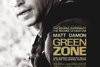 Green Zone movie poster