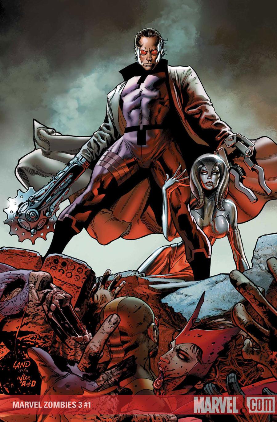 Bargain Bag: Marvel Zombies 3