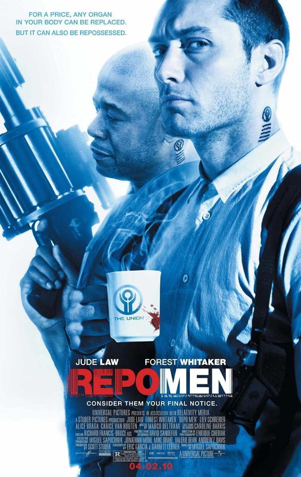 Notes On A Film: Repo Men