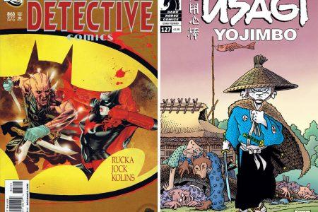 Comics I Bought 1 April 2010