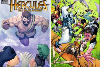 Comics Bought 22 April 2010