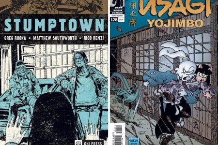Comics I Bought 29 April 2010