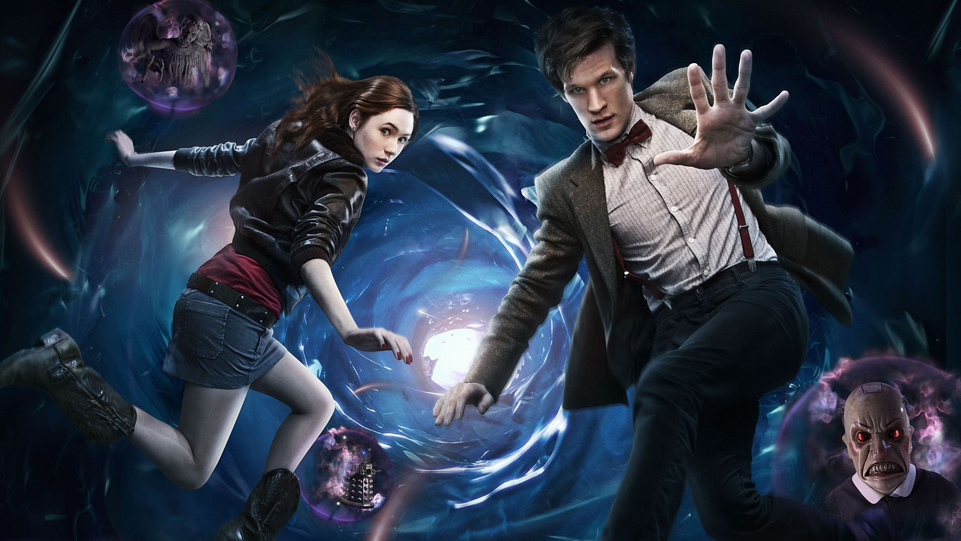 TV: Thoughts On Steve Moffat's Doctor Who