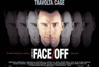 Face/Off film poster
