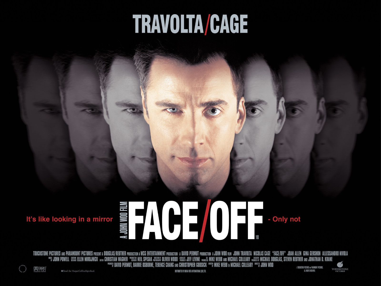 Retro Film Review: Face/Off