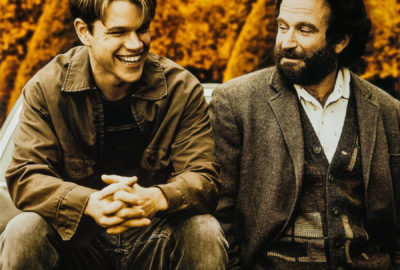 Good Will Hunting film poster