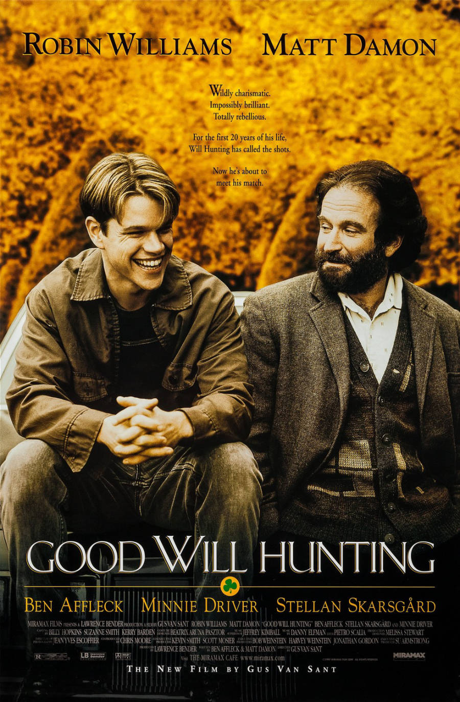 Retro Film Review: Good Will Hunting