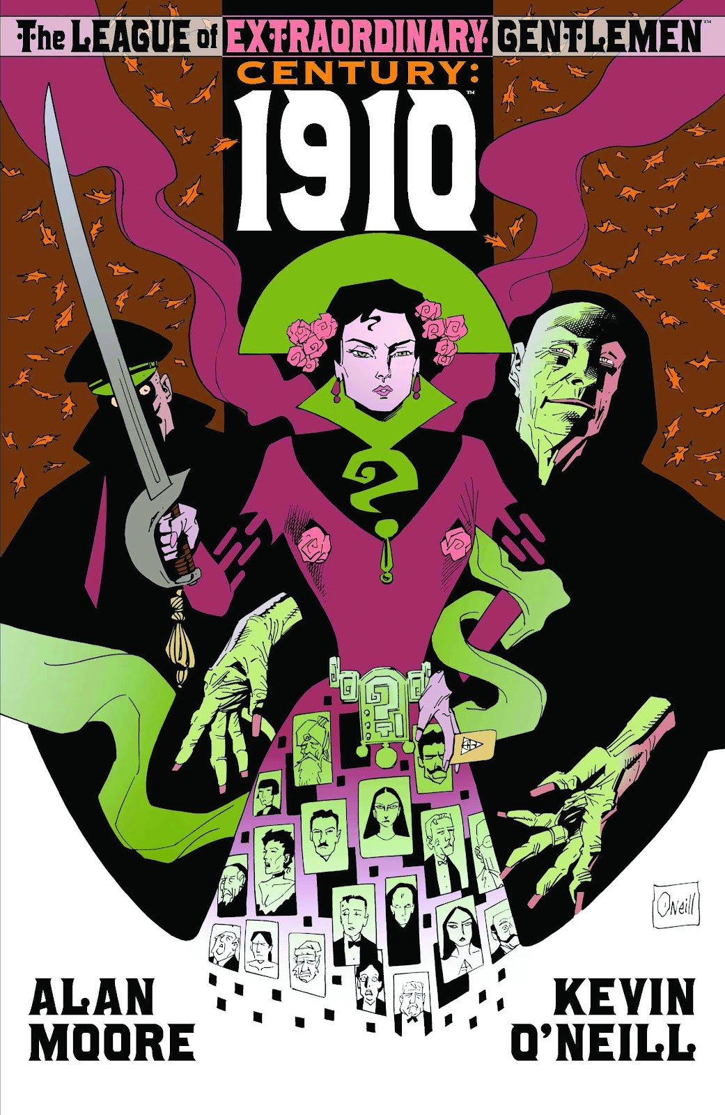 You are currently viewing The League Of Extraordinary Gentlemen Century #1: 1910