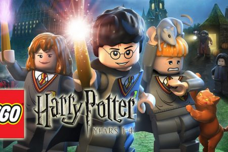 Lego Harry Potter Years 1-4: Not A Review