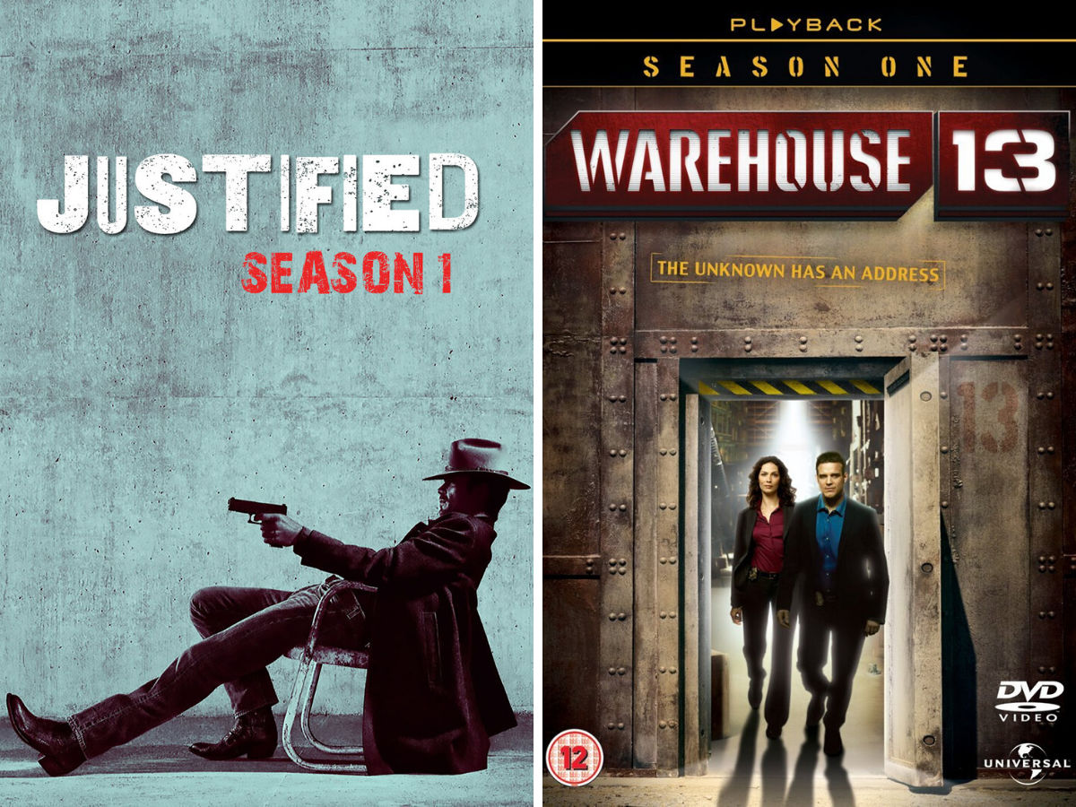 Some Recent Television Shows That I Quite Liked