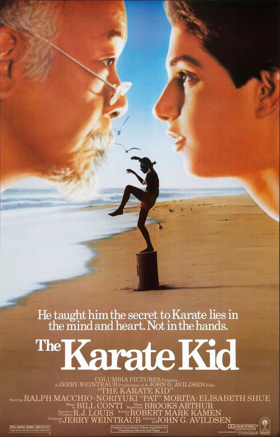 Reminiscing On The Karate Kid (The Original)