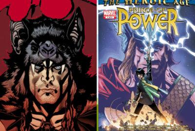 Comics Bought 13 May 2010