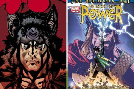 Comics I Bought 13 May 2010