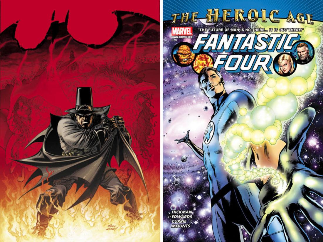 Comics Bought 27 May 2010