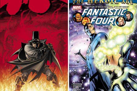 Comics I Bought 27 May 2010