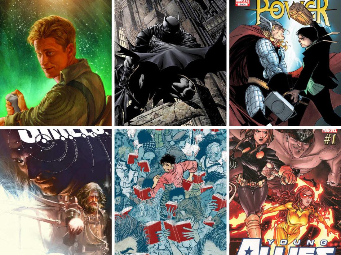 Comics Bought 11 June 2010