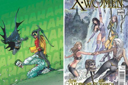 Comics I Bought 8 July 2010
