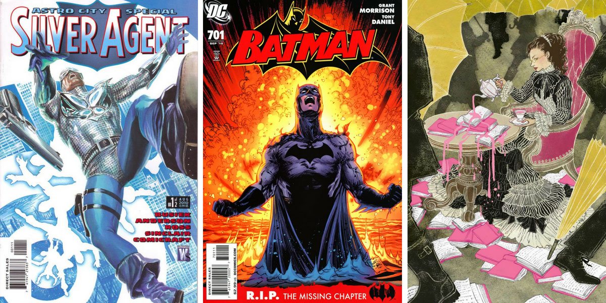 You are currently viewing Comics I Bought 15 July 2010