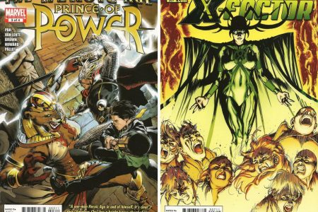 Comics I Bought 22 July 2010