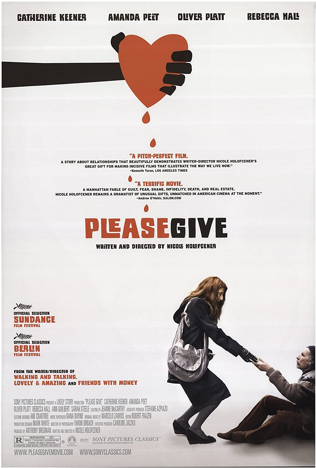 Please Give movie poster
