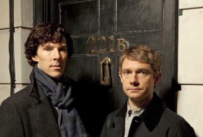 Sherlock promotional image
