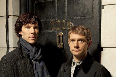Television: Sherlock
