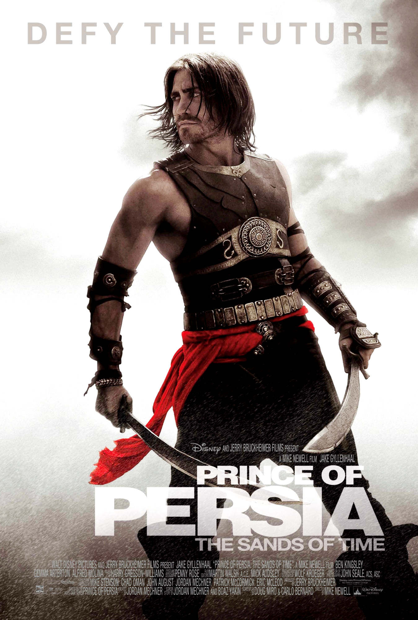 You are currently viewing Notes On A Film – Prince Of Persia: The Sands Of Time