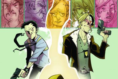 Chew volume 2 cover