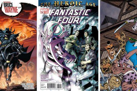 Comics I Bought 29 July 2010