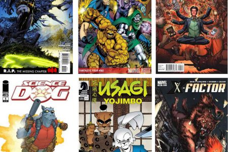 Comics I Bought 26 August 2010