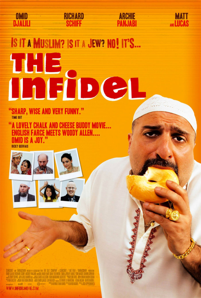 You are currently viewing Notes On A DVD: The Infidel