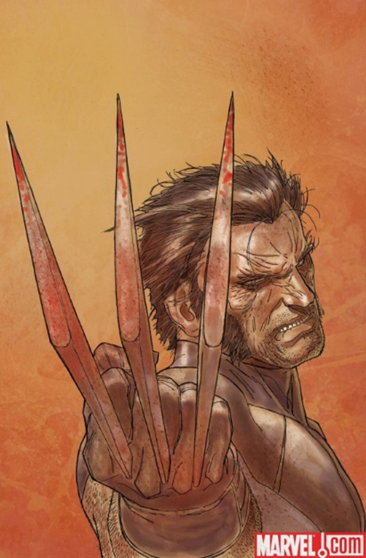 Wolverine: Weapon X: Adamantium Men cover