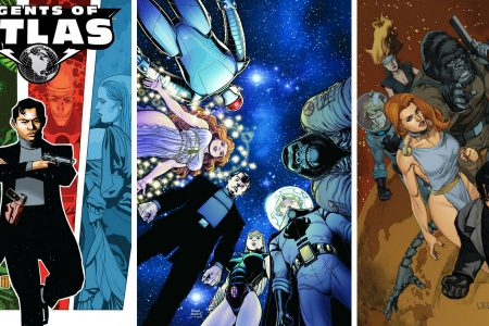 Comic Books: Thoughts On Agents of Atlas