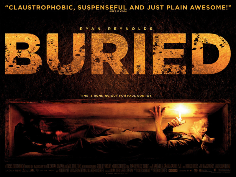 You are currently viewing Notes On A Film: Buried
