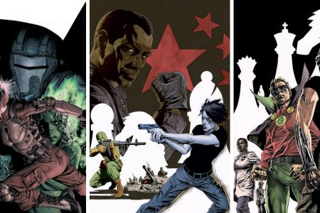 Comic Books: Thoughts On Greg Rucka's Checkmate