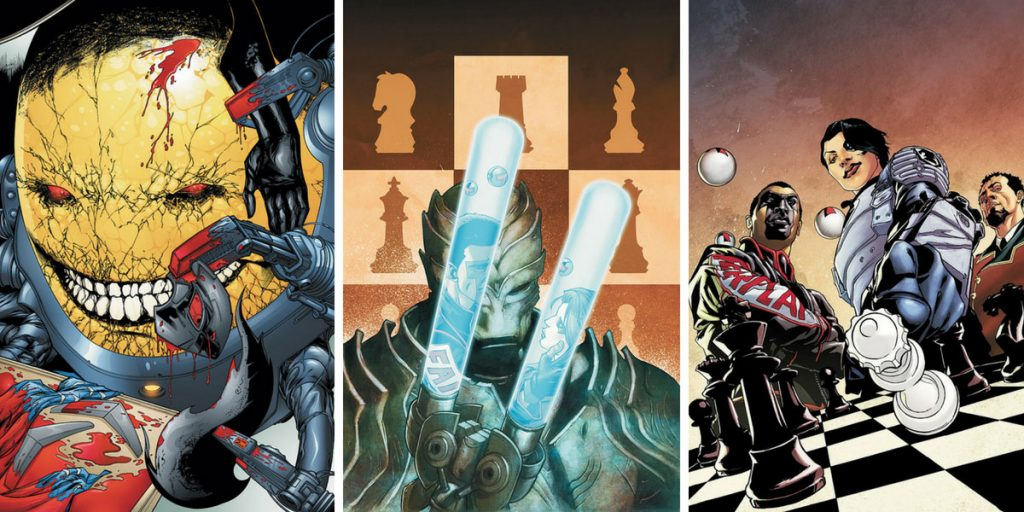 Checkmate covers part 2