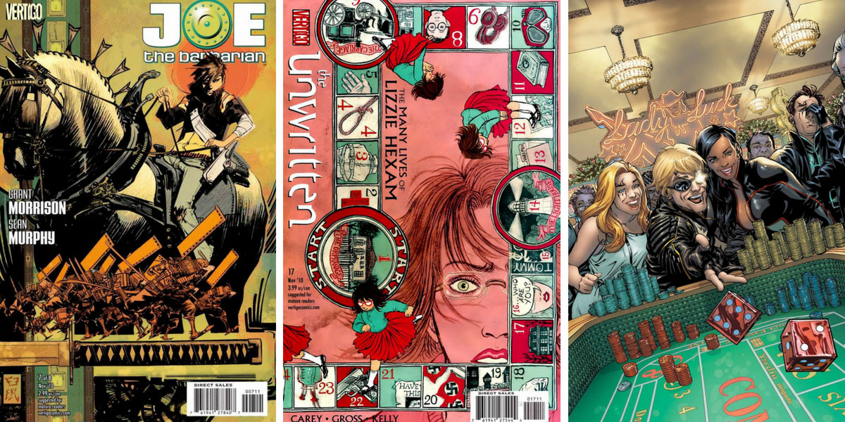 You are currently viewing Comics I Bought 23 September 2010 Part 2