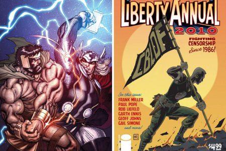 Comics I Bought 8 October 2010