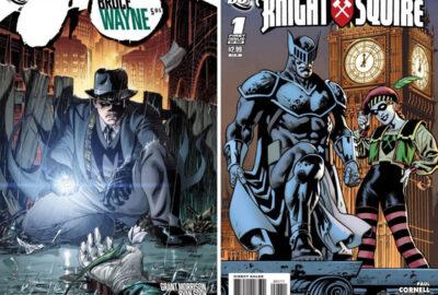 Comics I Bought 15 October 2010