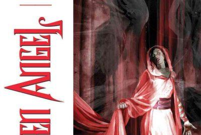 Fallen Angel Omnibus cover