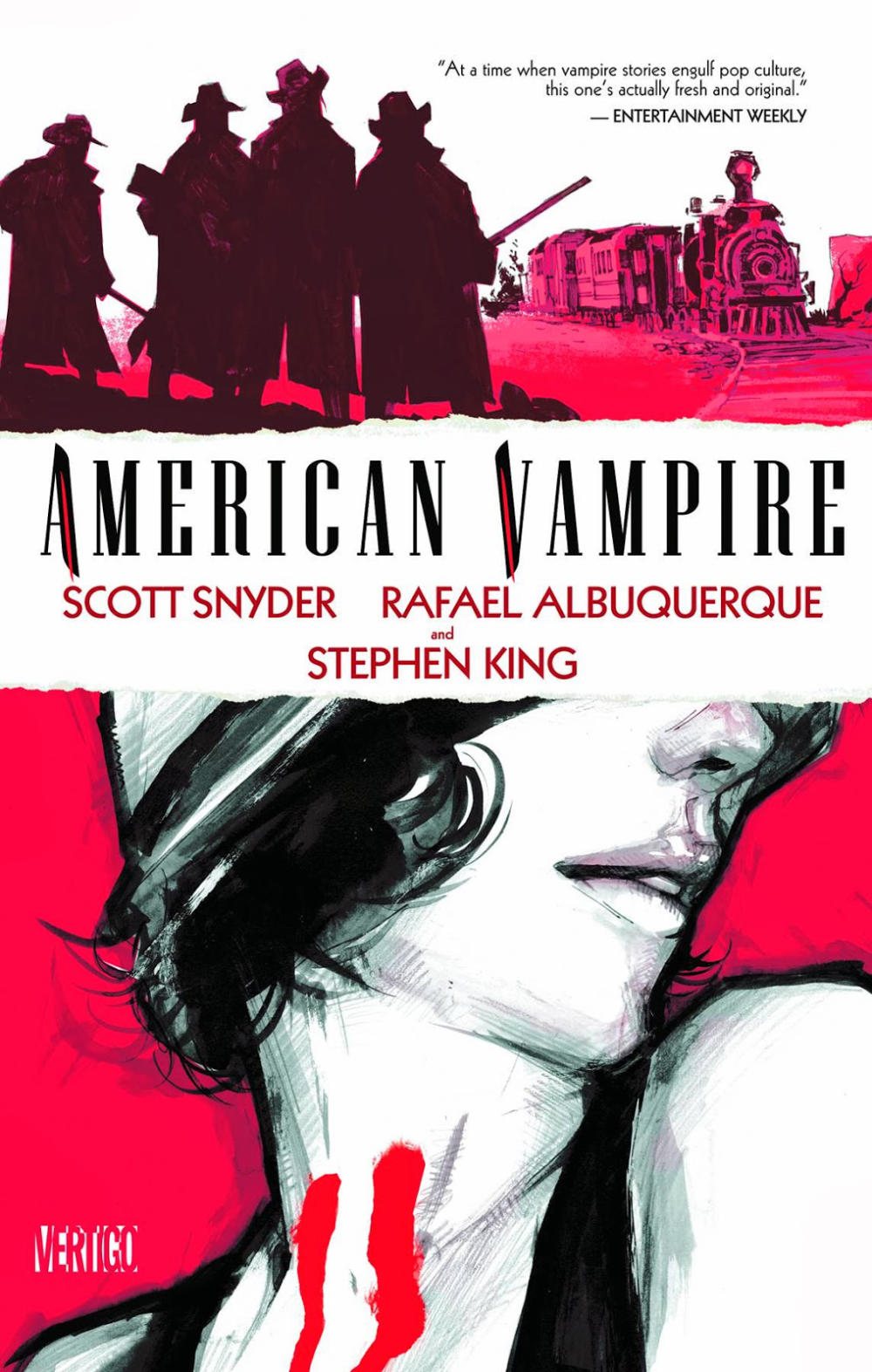 Read more about the article From A Library: American Vampire