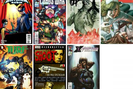 Comics I Bought 21 October 2010