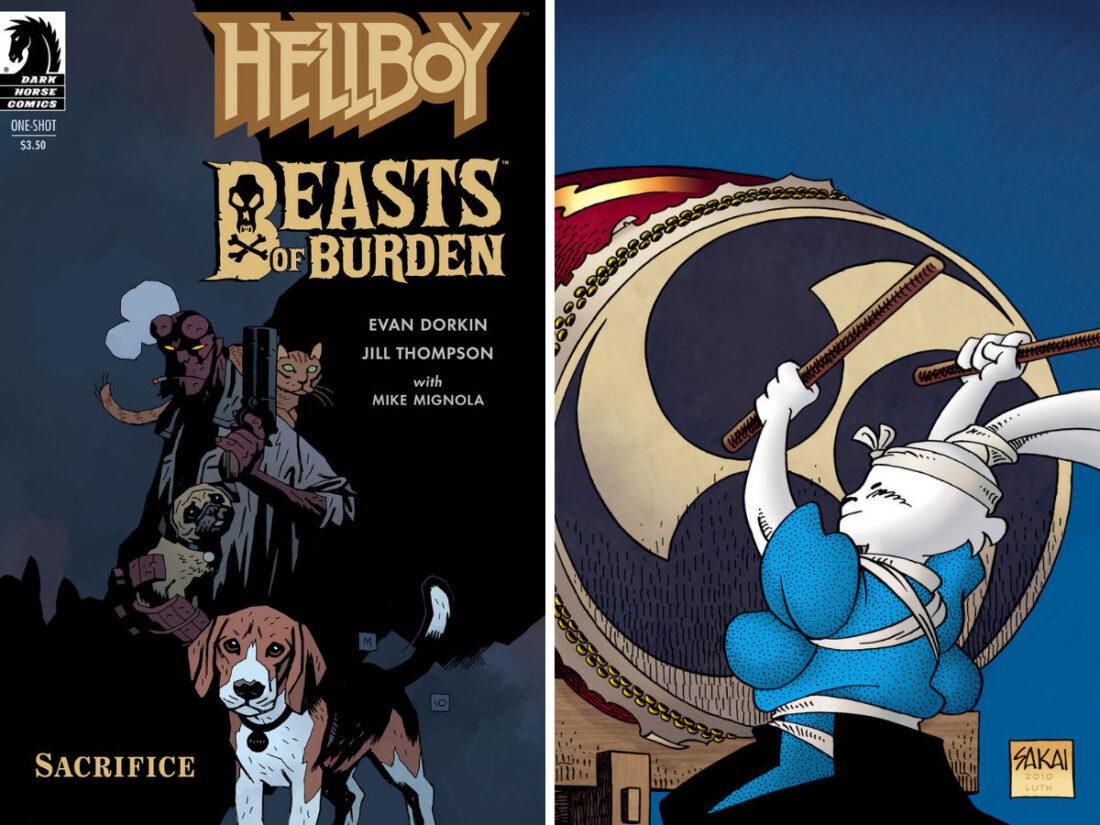 Comics I Bought 1 November 2010