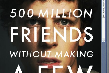 Notes On A Film: The Social Network